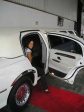 limuzina..na vystave