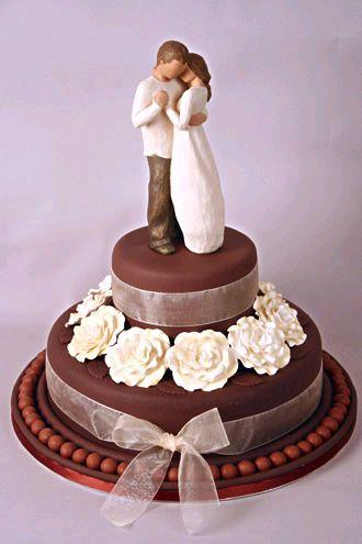 Moja fialova svadba - A tieto figúrky a bude to dokonalé...