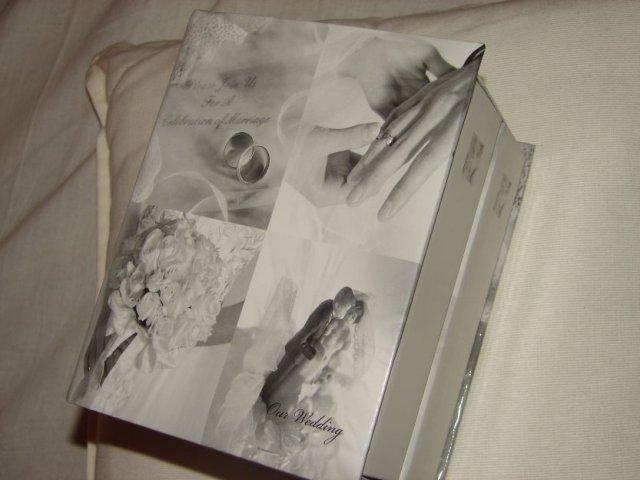 Blížiace sa prípravy 28.8.2010 - Svadobný album