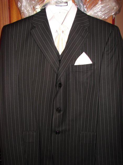 Blížiace sa prípravy 28.8.2010 - Oblek