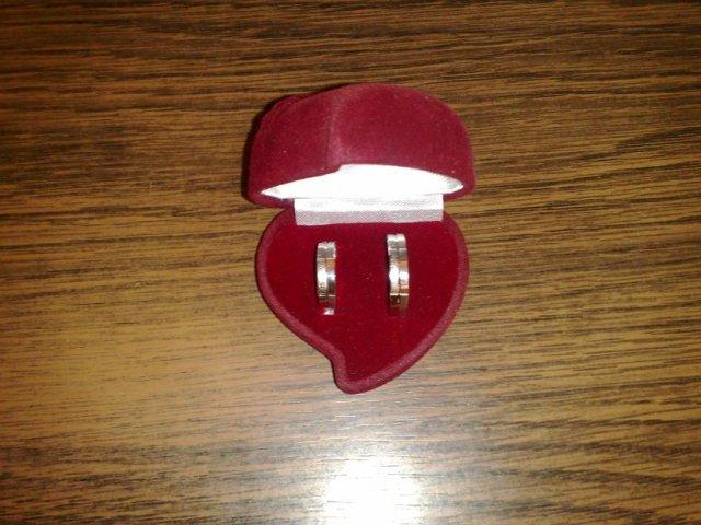 Blížiace sa prípravy 28.8.2010 - Svadobné prstene