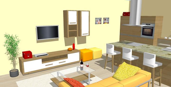 Jednoizbovy byt - Obrázok č. 3