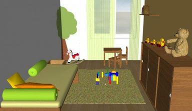 Čo sa do MD 07 nevošlo - detská izba