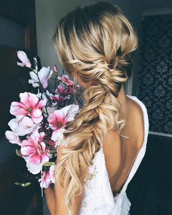 Tento romanticky uces by som chcela, len neviem ako by to vyzeralo s tmavohnedymi vlasmi
