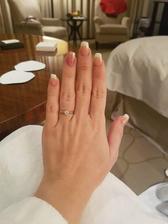 Diamantik na prste :)