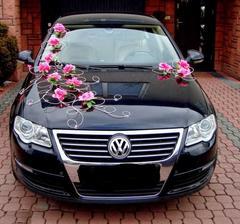 Objednana vyzdoba na auto :)