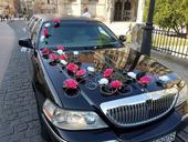 Vyzdoba svadobneho auta,