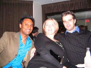 Alastair, Mia, Jiri