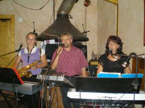 kapela z Chlístovic..