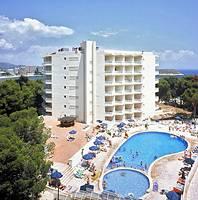 Hotel Marina Pax na Mallorce..svatební cesta