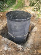 studna ještě obetonovat :-)