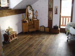 představa o ložnici