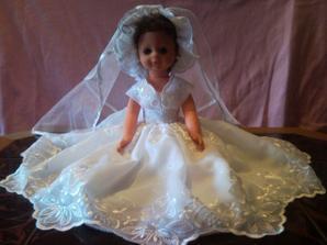 Panenka na auto nevěsty