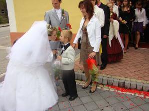 ...môj krstný syn Jakubko