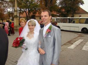 už ako manželia Šefčíkoví