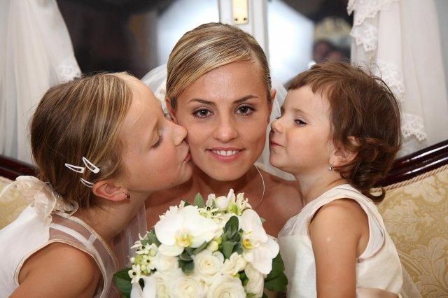 Maťa{{_AND_}}Žigi - moje dve neterky - krsniatka, sú skvelé