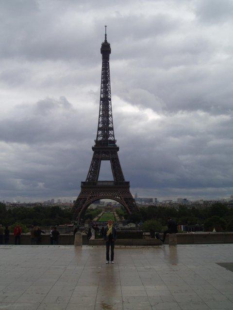 Maťa{{_AND_}}Žigi - ... rozprávka pokračovala - naša svadobná cesta, hneď po svadbe,  kde inde ako v  Paríži.