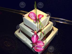 hranatej dortík