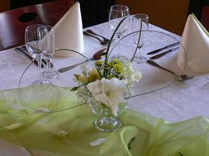 jiná variace svatební tabule