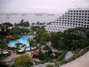 miesto obradu a dovolenky Singapur