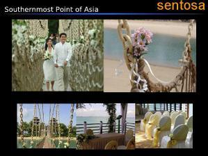 ostrov Sentosa pri Singapure