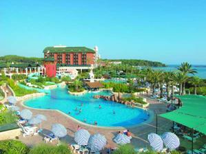 Joy Pegasos Resort, Alanya, Turecko - svadobna cesta (zmena,povodne sme mali rezervovany egypt)