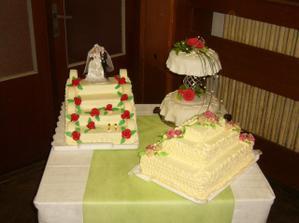 Naše fajne tortičky