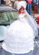 Naše svatební panenka