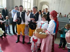 moravská delegace