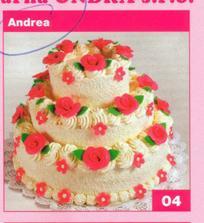 Náš dort...bude do oranžova