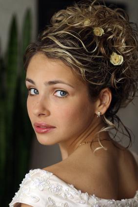 Už len pre inšpi :o) - Beautiful bride on wedding day