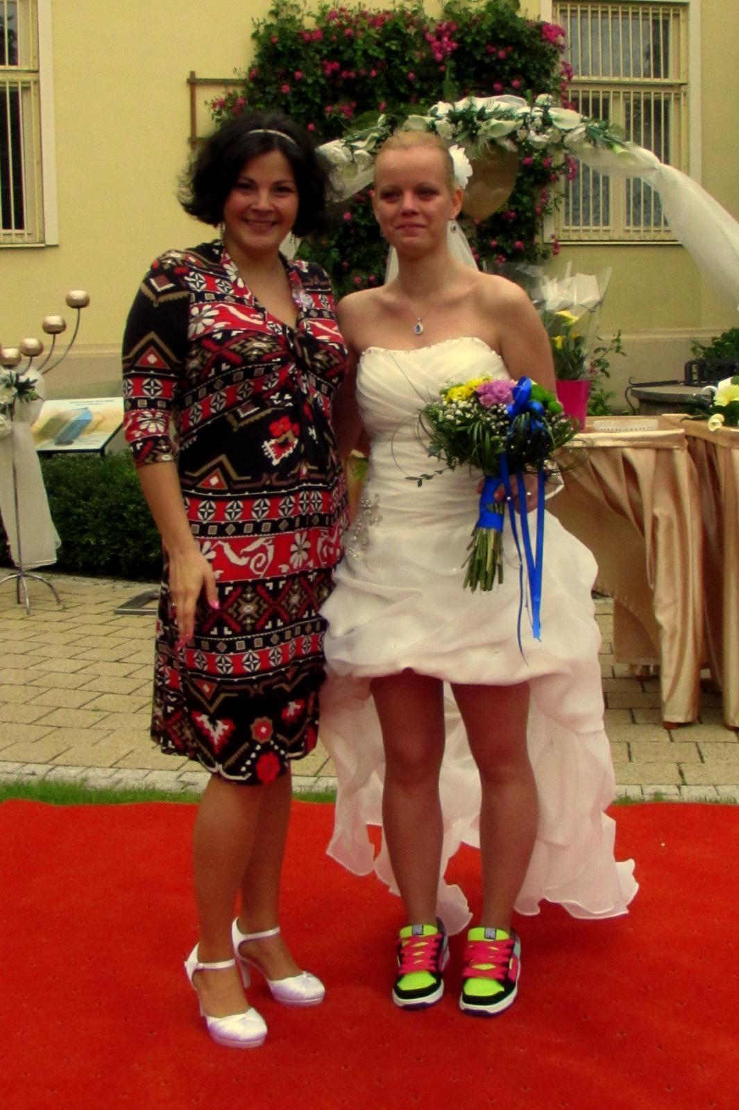Monika{{_AND_}}Romanko - Ja s mojou najmilejšou a zatiaľ jedinou už švagrinkou :3