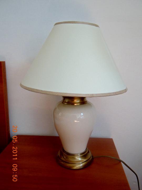 Nas byt - nove lampy do spalne - konecne po dvoch mesiacoch som sa ich dockala