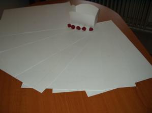 výroba košíčků na koláčky