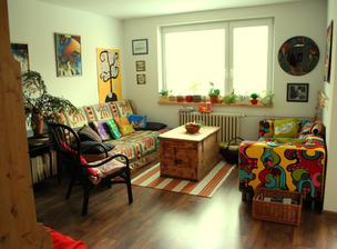 konečne kompaktnejšia obývačka