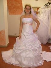 Tak tyhle budu mít ve svůj svatební den!