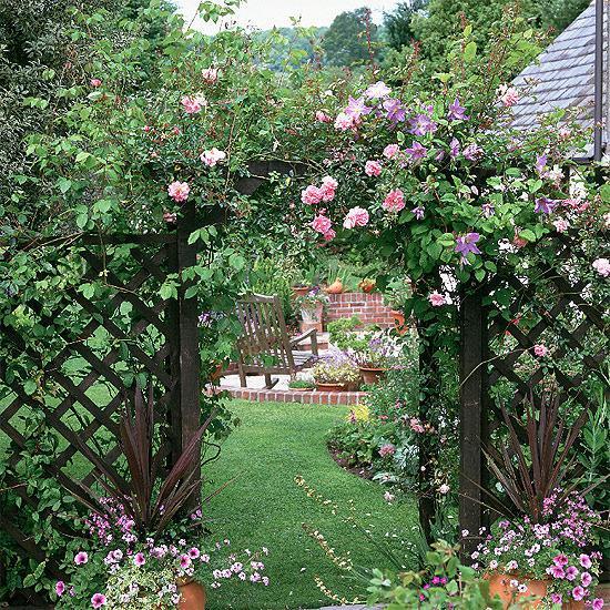 Kouzelná zahrada - Obrázek č. 13