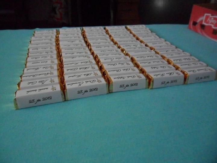 Moje cokoladove menovky :-) - Obrázok č. 5