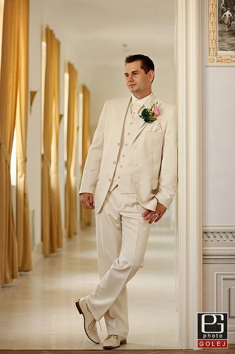 """""""prípravy na svadbu"""" - tak by mohol vyzerať môj drahý :)))"""