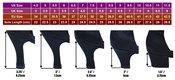 Společenské taneční boty vel. 34-42,5, 34