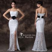 Svatební krajkové šaty, 36