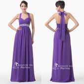 Společenské-plesové šaty-pro družičky-těhulky, 46