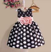 Společenské šaty pro družičku 3-8 let, 98
