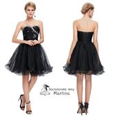 Maturitní šaty-pro družičky-do tanečních, 32