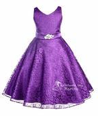Šaty pro družičku 6-12 let, 164