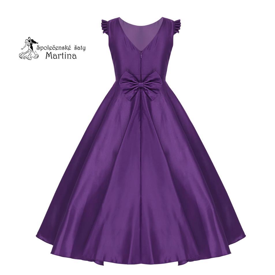 Dívčí společenské šaty - Obrázek č. 2
