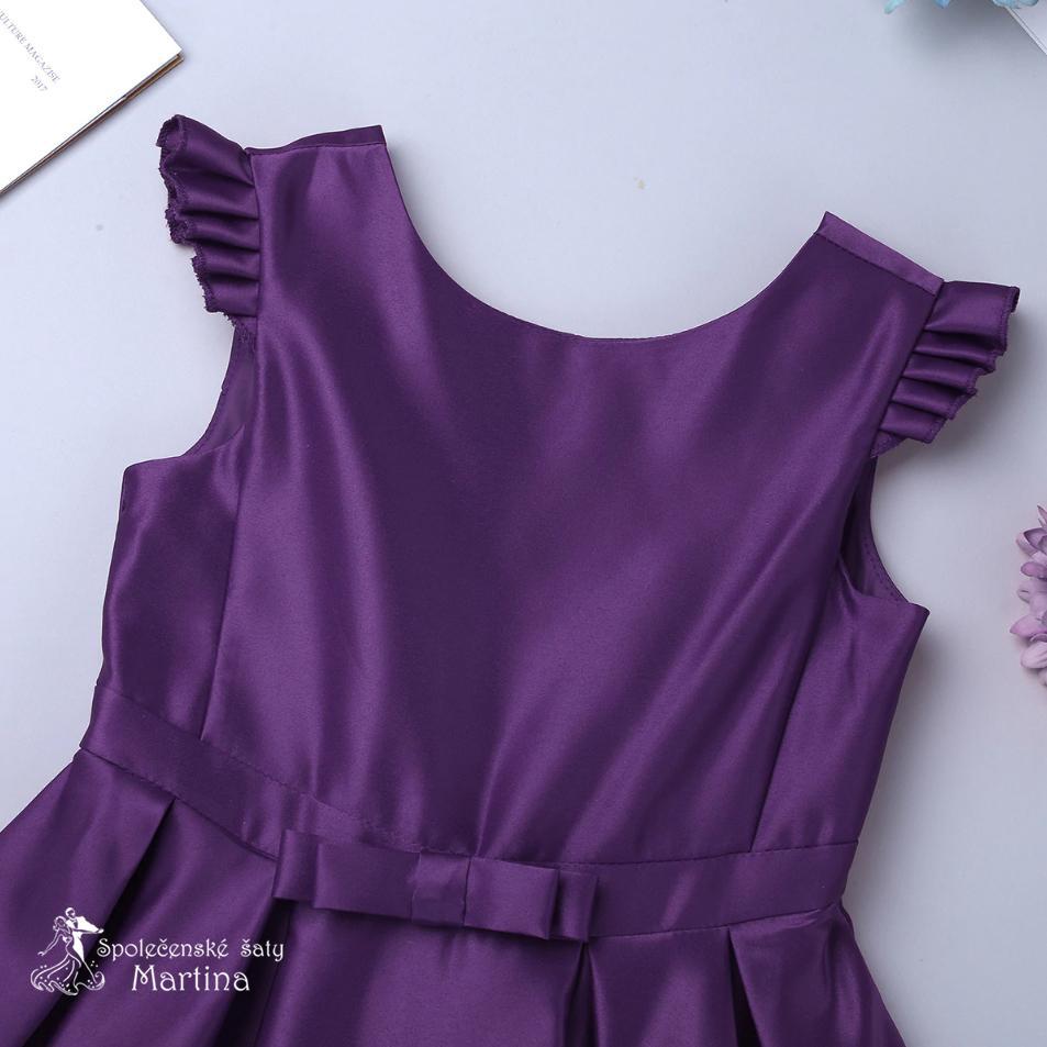 Dívčí společenské šaty - Obrázek č. 3