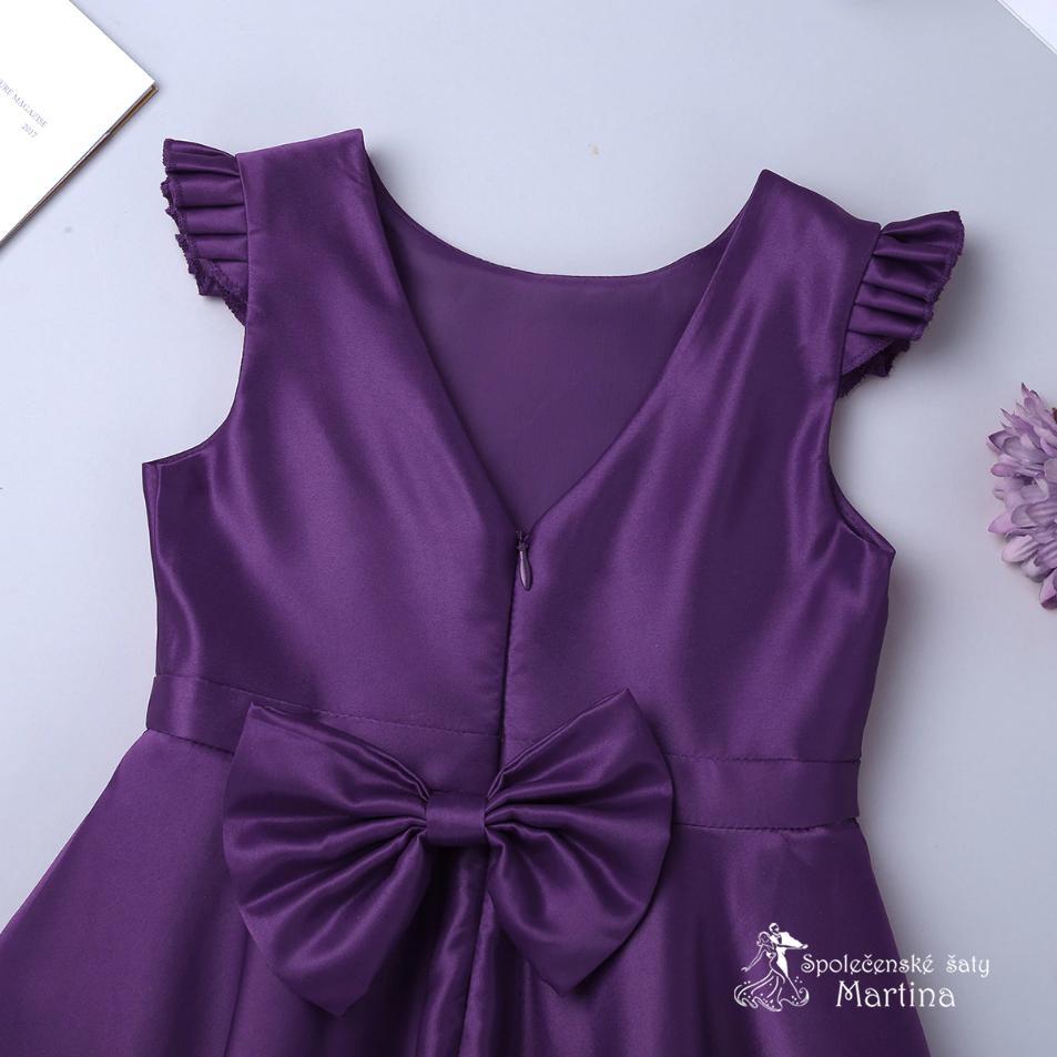 Dívčí společenské šaty - Obrázek č. 4