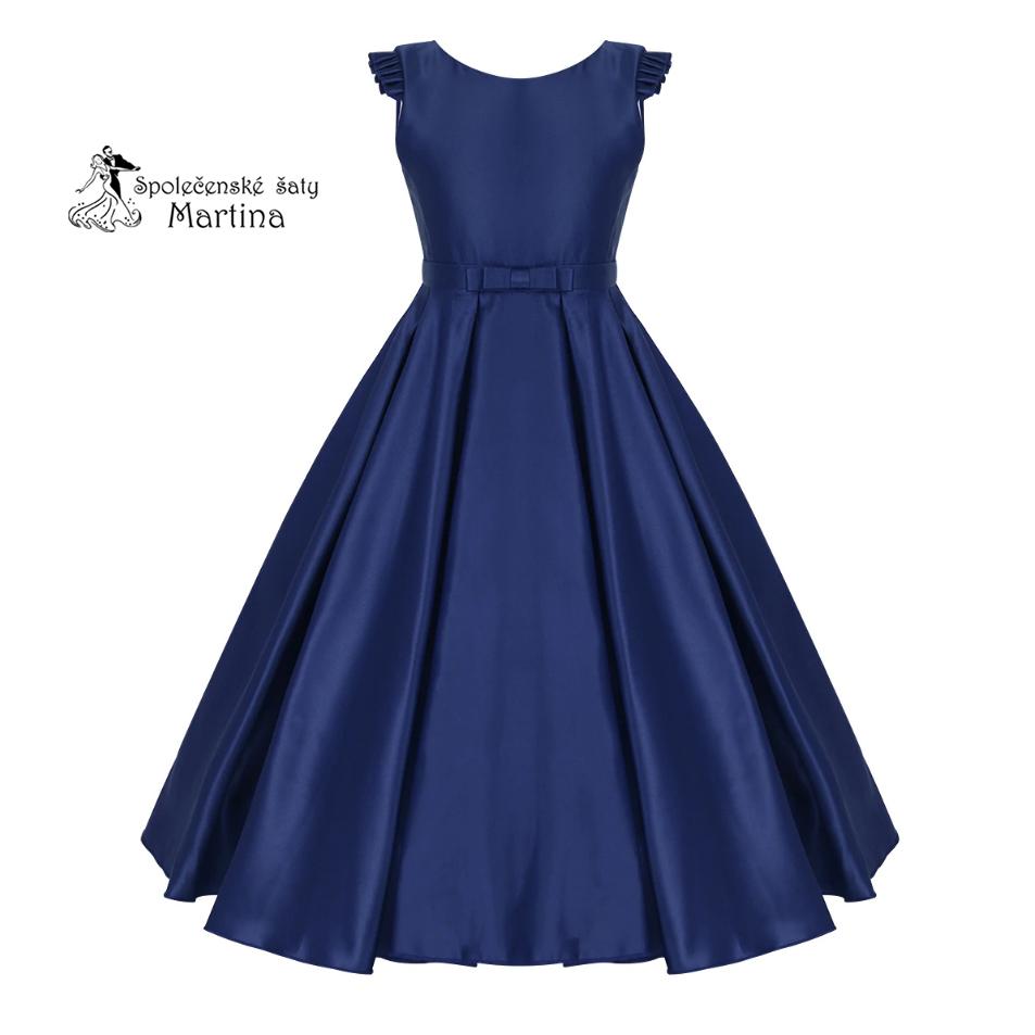Dívčí společenské šaty - Obrázek č. 1