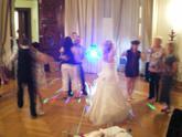Svatba na zámku Křtiny...